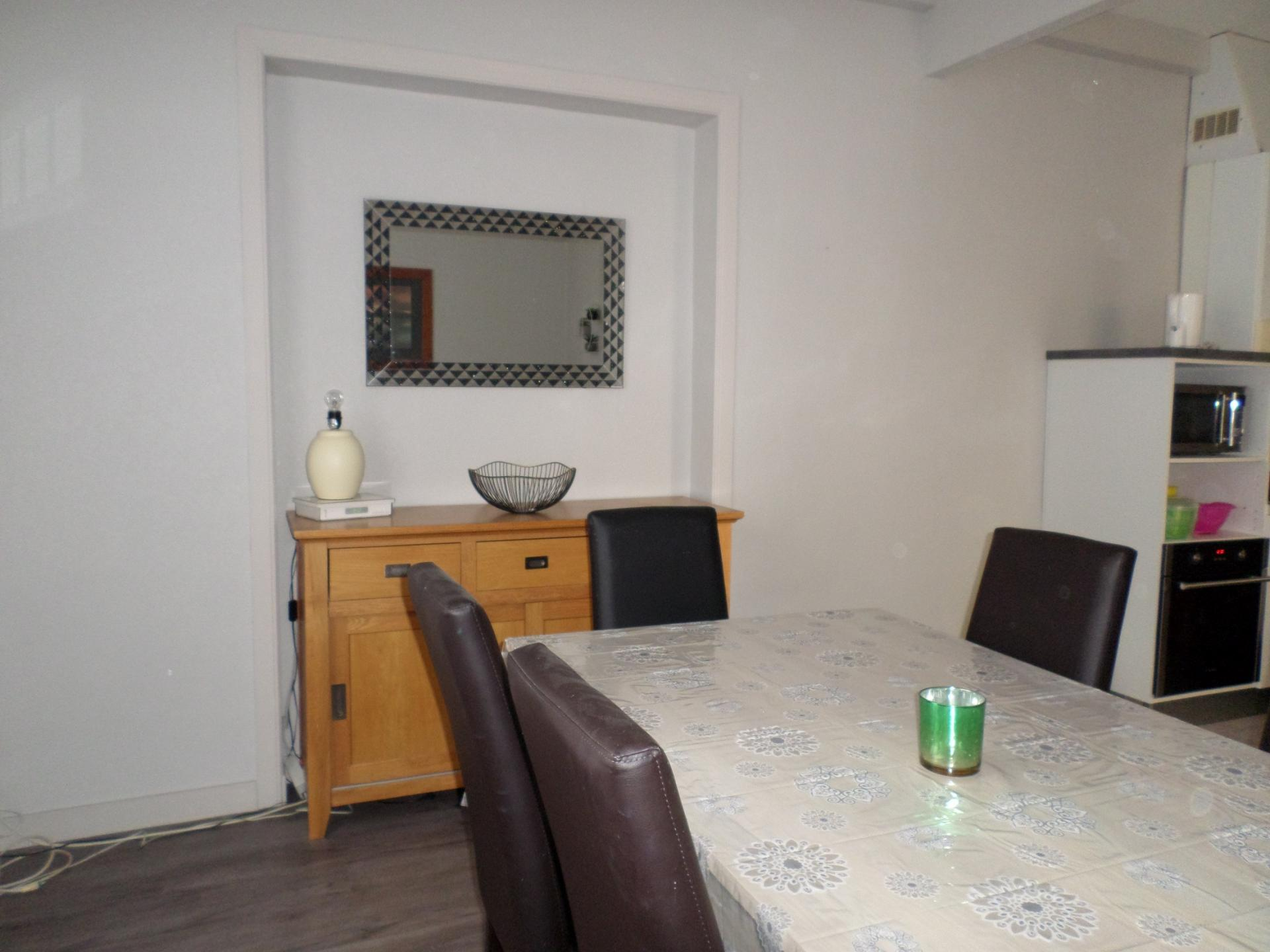 Saint-Malo Plage, Casino Gîte de vacances tout confort 3-7 personnes, Terrasse-Parking